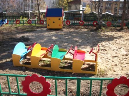 Поделка на участок в детском саду своими руками